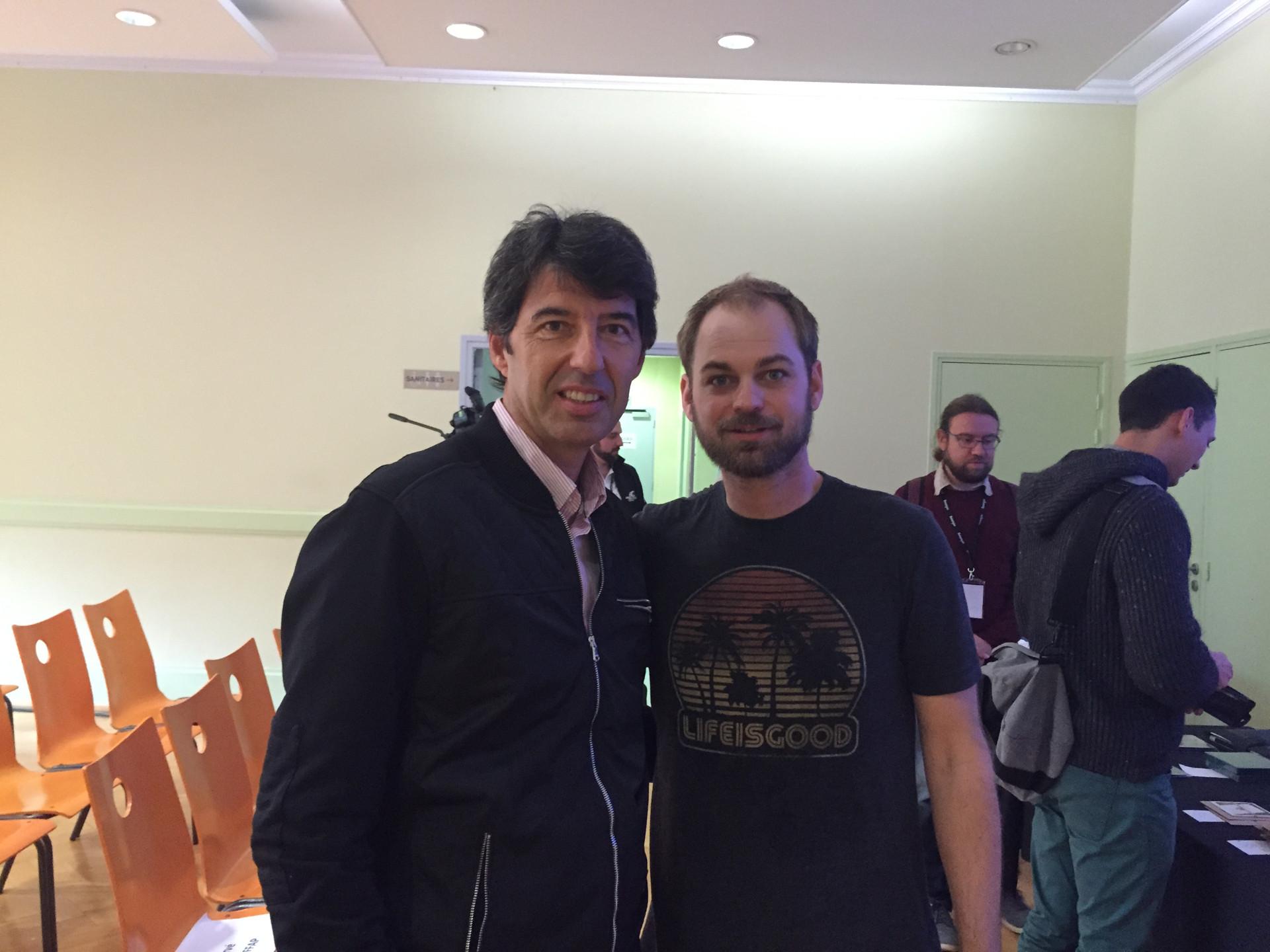 Avec Wayne Houchin, magicien à Las Vegas - People & TV – Chris Dorléac