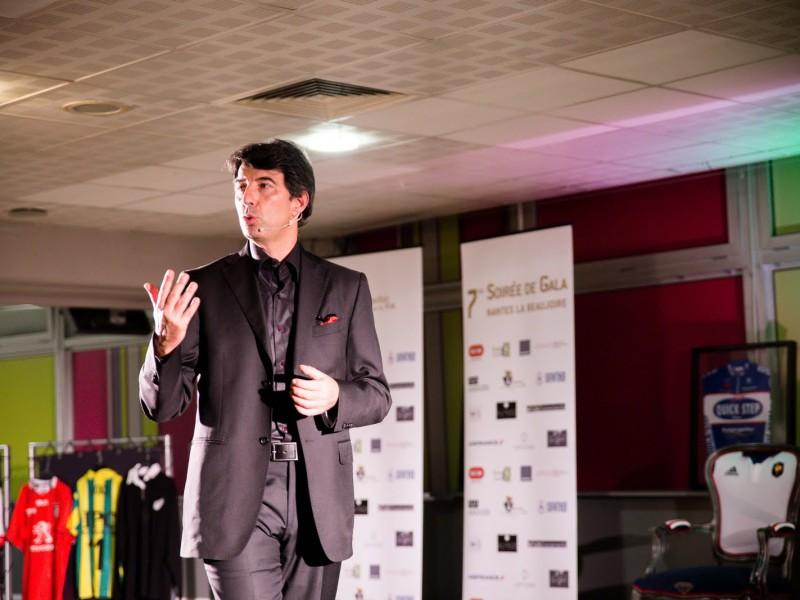 Chris Dorleac présentateur Nantes